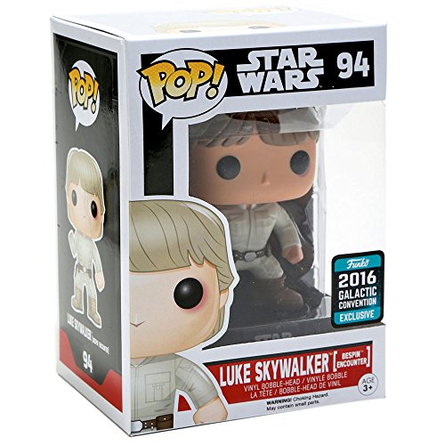 Funko Star Wars: Luke Skywalker Bespin Encounter Exclusive Vinyl Figure