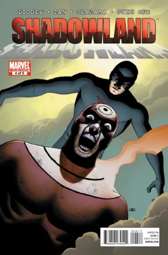 Shadowland #4 'The Final Battle for the Soul of New York Erupts in Hell's Kitchen, and Daredevil Is on the Front Lines
