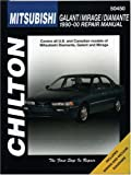 Mitsubishi Galant, Mirage, and Diamante, 1990-00 (Haynes Repair Manuals)