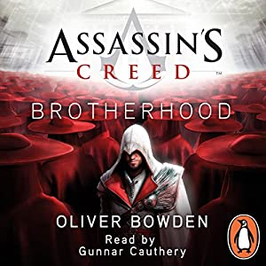 Assassin's Creed: Brotherhood Audiobook