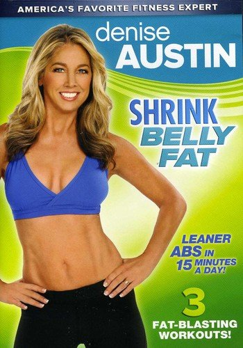 Denise Austin: Shrink Belly Fat (Belly Fat Dvd)