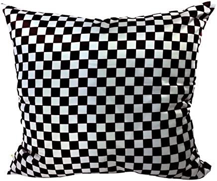 CHC Beverly Hills Checkers Pillow Cover