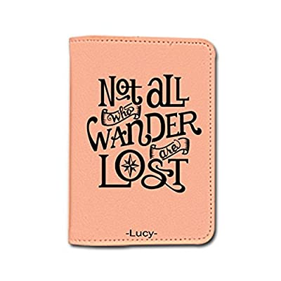 Passport Wallet/_SUPERTRAMPshop Passport Covers Travel Customized Cute Leather Passport Holder