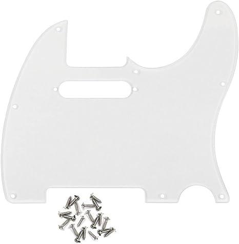 Plastic Clear Transparent Replacment Standard Control Plate For Tele