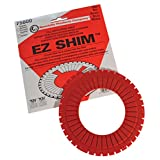 Specialty Products Company 75800 Red Dual Angle Shim
