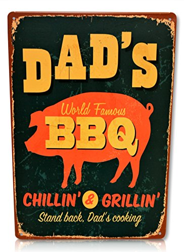 outdoor bbq sign - 2