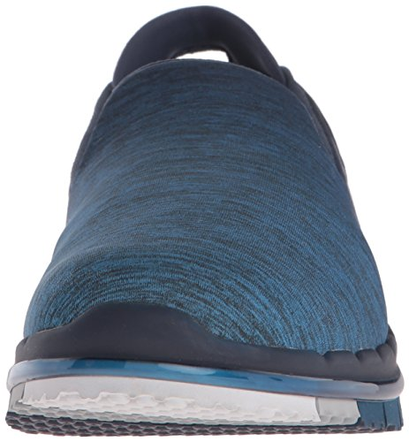 Skechers Performance Womens Go Flex Muse Walking Shoe, Navy Ombre, 7.5 M US