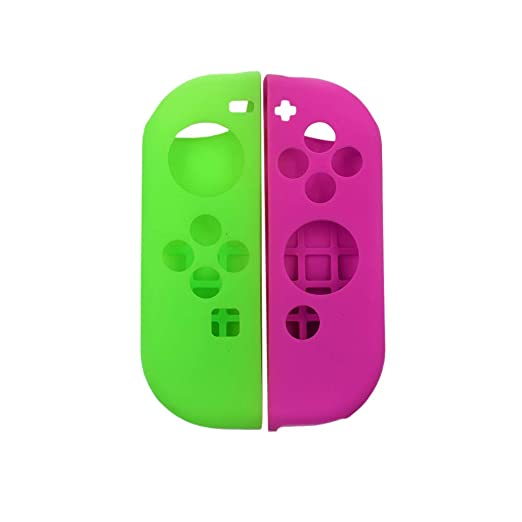 Carcasa de silicona suave para Nintendo Switch Diadia, juego ...