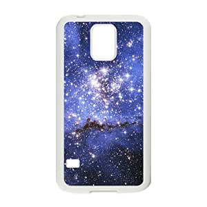DAZHAHUI Cosmic starry sky Phone Case for Samsung Galaxy S5