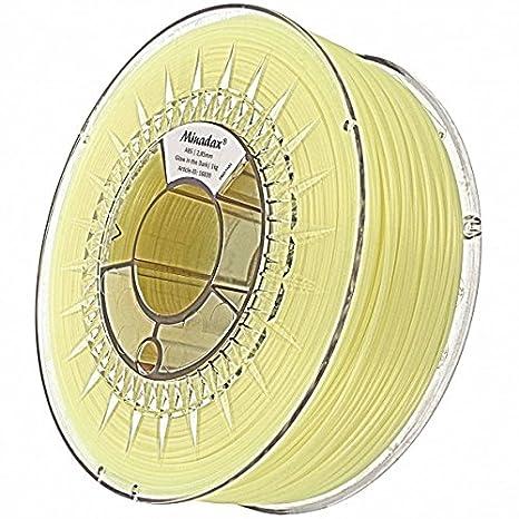 Minadax® Premium Calidad ABS de filamento para Impresora 3D ...
