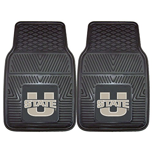FANMATS NCAA Utah State University Aggies Vinyl Heavy Duty Car Mat