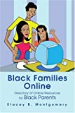Black Families Online, Stacey B. Montgomery, 0595282938
