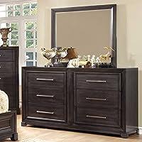 Bradley Dark Gray Dresser
