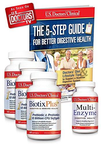 Biotix Plus Official 3 month bundle product image