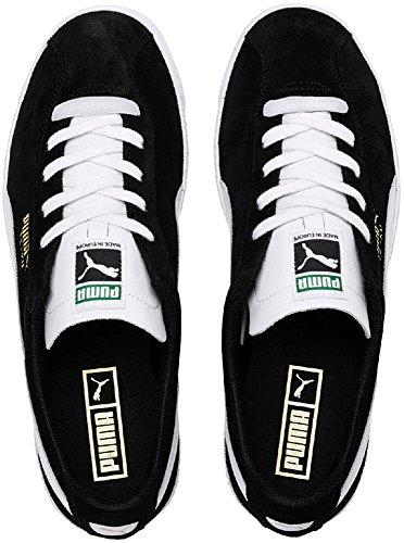 Noir Sneakers puma Puma Black Te Ku Mixte White Prime Basses Adulte Puma 1 wFFq0nxvt