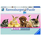 Ravensburger Animal Friends Jigsaw Puzzle (500-Piece)