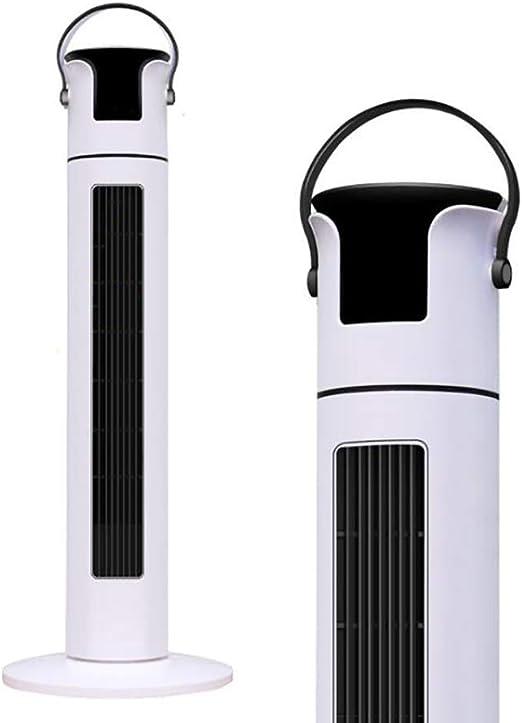 ZHJYD Ventilador de Torre Oscilación, Ventilador de Torre, 45W ...