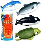 Amazon Com Toysmith Super Subbies Toy Styles May Vary