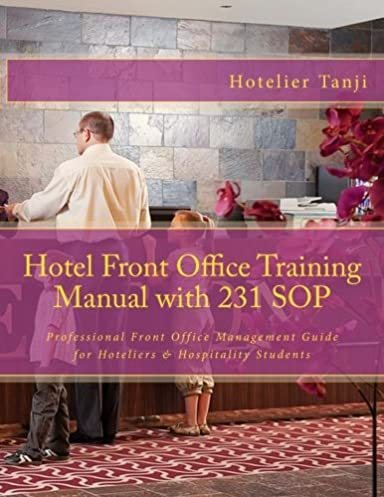 buy hotel front office training manual with 231 sop book online at rh amazon in hotel security training manual hotel housekeeping training manual pdf