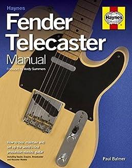 fender telecaster manual paperback paul balmer 9781785210563 rh amazon com fender acoustasonic telecaster manual fender acoustasonic telecaster manual