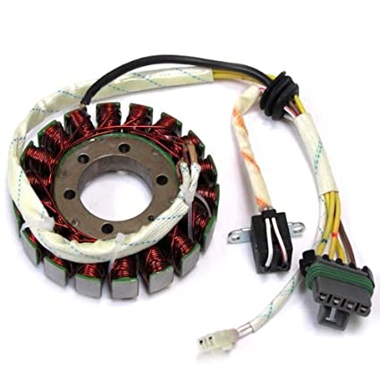 51YLfVuxIkL._SX425_ amazon com caltric stator fits polaris sportsman 500 efi 2006 polaris sportsman 500 fuse box location at n-0.co