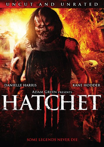 Hatchet III (Uncut and Unrated) -