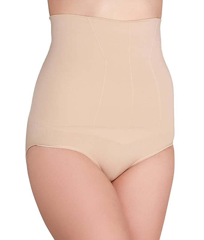 8a6e4a1a73a Amazon.com  ASSETS Red Hot Label by SPANX Flat Out Flawless Firm Control  High-Waist Brief