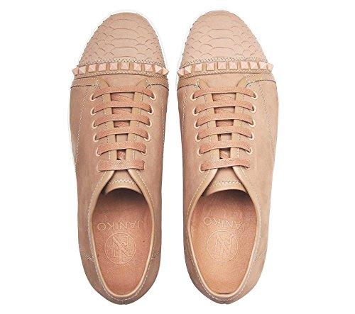 Janiko Sneaker Braun EU Khaki