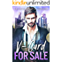 V-Card For Sale - A Billionaire/Virgin Second Chance Auction Romance (Bought By The Boss Book 2)