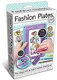 Kahootz Fashion Plates Travel Kit