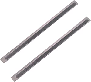 WESAPPINC 2 Pack Non-Slip Bumper Rubber Feet Strips for Dell Inspiron 5368 5378 7368 7378 7460 7472 7560 DIY Laptop Bumper Feet for HP Envy X360,Spectre,G1 13 (Grey)