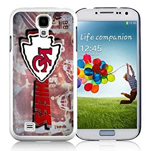 NFL Funky Samsung Galaxy S4 Case, Kansas City Chiefs Samsung S4 Rugged Case, Fanatics Sport Fan Galaxy S4 Covers