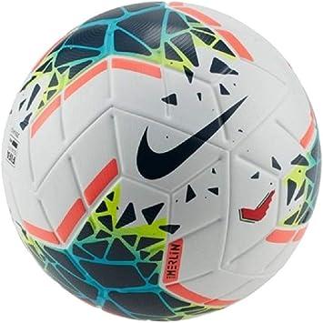 represa Violín Inmoralidad  Nike AGL NK Merlin Balones Fútbol Unisex Adulto, Multicolor Obsidian/Blue  Hero/White, 5: Amazon.es: Deportes y aire libre