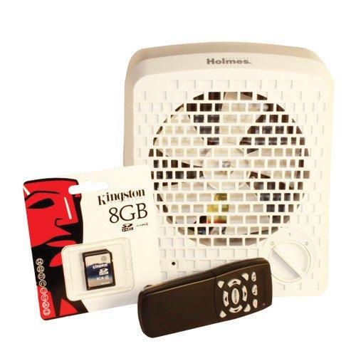 - Air Purifier Hidden Camera with Built-In DVR