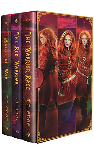 (The Warrior Race Trilogy Box Set (Books 1-3))
