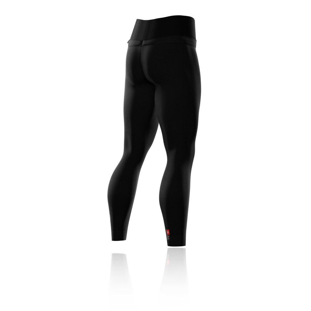 Compressport Under Control Trail Running Full Tight - SS19 - Medium - Black by Compressport (Image #6)