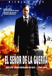 el se241or de la guerra lord of war dvd amazones
