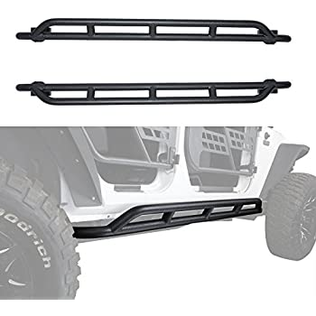 Amazon Com 82215165ab 2018 Jeep Wrangler Rock Rails 4