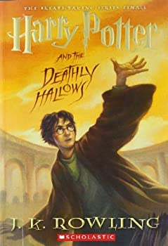 Harry Potter and the Deathly Hallows 0545010225 Book Cover