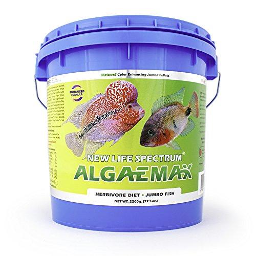 New Life Spectrum AlgaeMax Large Sinking (7mm-7.5mm) 2200g