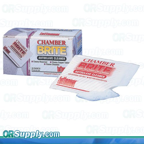 Chamber Brite Powdered Autoclave Cleaner (10 packets/box)