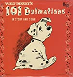 Disney (All) 101 Dalmatians USA vinyl LP 1308