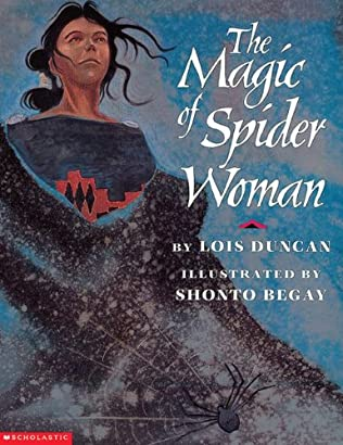 book cover of The Magic of Spider Woman