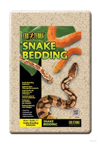 Exo Terra PT2767 Snake Bedding, 8 quart