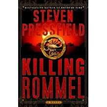a novel:Killing Rommel byPressfield(hardcover)(2008)