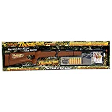 Hunter Dan Deer-Hide Thunderbolt Bolt Action Rifle(038-DHT), Brown