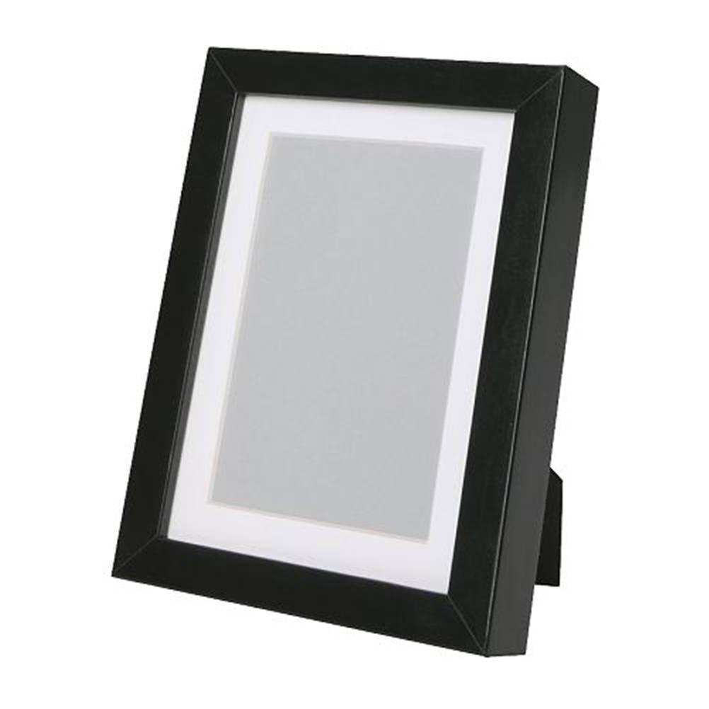 Amazon.com - Ikea Ribba Black 8 X 10 Picture Frame -