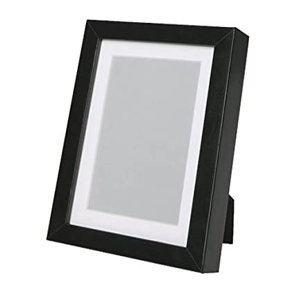 d24195a97a77 Amazon.com - Ikea Ribba Black 8 X 10 Picture Frame -