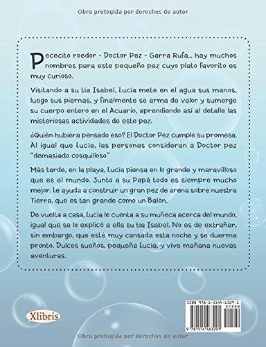 Lucía y el Doctor Pez (Spanish Edition): Armine Bonn: 9781514463291: Amazon.com: Books