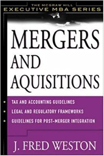 Download Mergers and Acquistions PDF